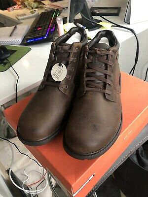 Mens Rockport Boots Size 9 • 55£