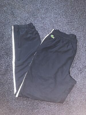Mens Lacoste Tracksuit Bottoms Us M • 40£