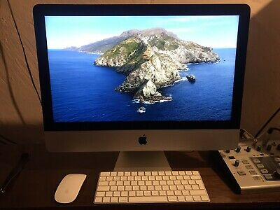 Apple IMac 21.5 2019  - 3.0ghz 6-Core I5 1TB Fusion Drive 8GB RAM • 950£