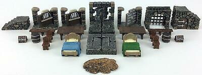 $ CDN69.63 • Buy Dwarven Forge Terrain Dungeon Dressing Pack - Painted #1 NM