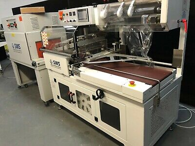 NEW AUTO Shrink Wrapper L Sealer Wrapping Tunnel Shrink Wrap Machine, £14250+VAT • 17,100£