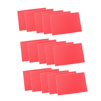 £13.33 • Buy 15 Pieces Of Roof Tiles Plastic Plate Model Building Plate Model Building