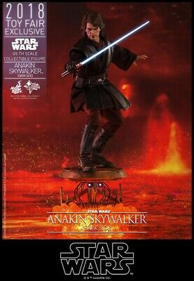 $ CDN1077.06 • Buy Hot Toys Star Wars Revenge Of The Sith Anakin Skywalker (Dark Side) MMS486