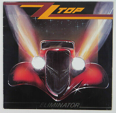 AU30 • Buy ZZ TOP ~ Eliminator ~ 12inch Vinyl LP ~ 1983