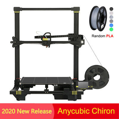 AU578 • Buy ANYCUBIC Chiron 3D Printer Matrix Automatic Leveling Heatbed 400*400*450mm³ PLA