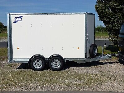**now Sold** 2014 Ifor Williams Bv126 Box Van Trailer **now Sold** • 4,850£