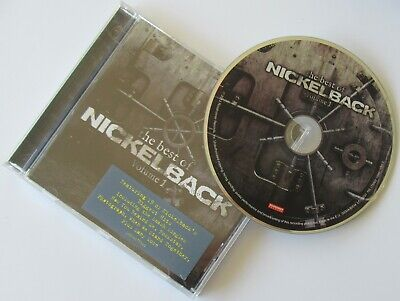 ♪♪ NICKELBACK  The Best Of - Volume 1  Album CD (EU Press) ♪♪ • 4.32£