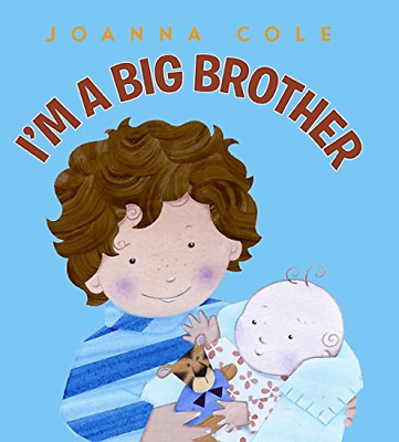 I'm A Big Brother, Very Good Condition Book, Cole, Joanna, ISBN 9780061900655 • 3.67£
