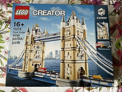 Rare Lego Creator London  Tower Bridge  10214 / Sealed 2010 • 270£