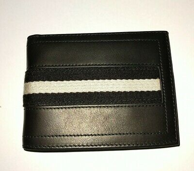 AU220 • Buy Bally Men's Wallet New Unwanted Gift