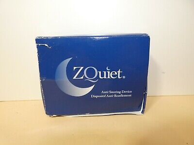$ CDN111.31 • Buy Anti Snore Mouthpiece ORIGINAL ZQUIET 2 STEP STARTER SYSTEM To Stop Snoring