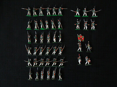 PRO-PAINTED Zvezda 6020 Russian Heavy Infantry 1812-1814 Napoleonick Wars 1/72 A • 57.21£