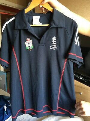 England Cricket Shirt • 4.99£