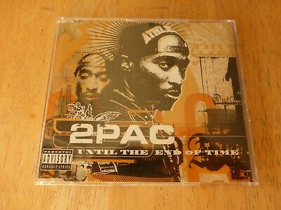 2Pac ‎– Until The End Of Time - CD Single • 2.50£