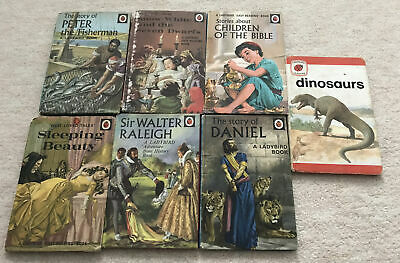 Vintage Ladybird Books Bundle X 7 • 3.20£