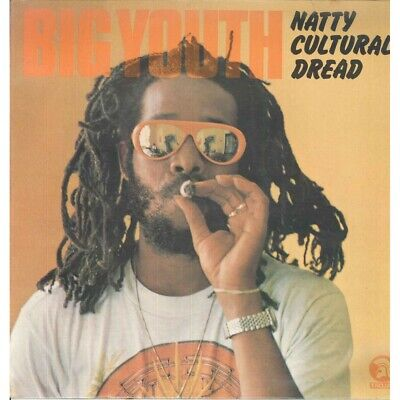 Big Youth ‎LP Vinyl Natty Cultural Dread ‎/ Out St 25033 Sealed • 46.99£