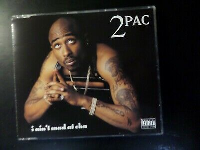 Cd Single - 2pac - I Ain't Mad At Cha • 1£