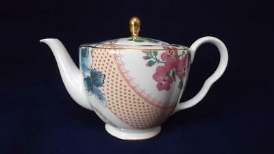 £90 • Buy WEDGWOOD BUTTERFLY BLOOM TEAPOT - 1st QUALITY & EXCELLENT