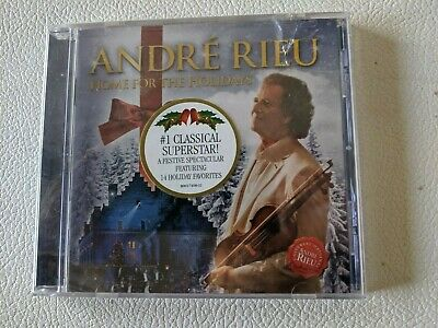 NEW Andre Rieu Home For The Holidays CD 2012 • 7.23£