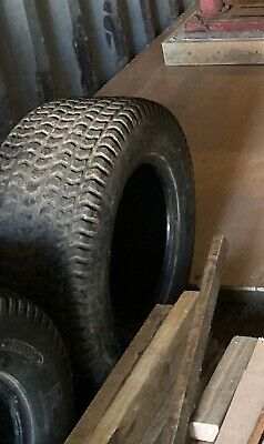 2x Tractor Turf Lawn Tyres 29x12.5x15 For Ford, Iseki,Kabota • 100£