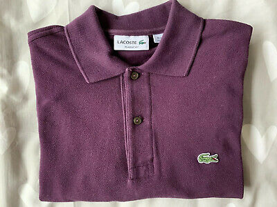*** Lacoste Polo Shirt - Mens *** • 2.20£