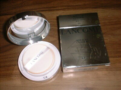 Lancome Miracle Cushion Compact - 14g - Pure Porcelaine 01 - NEW Boxed • 15£