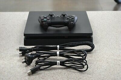 AU295 • Buy PS4 Sony PlayStation 4 Slim - 500GB Black Console - Model. CUH2202A