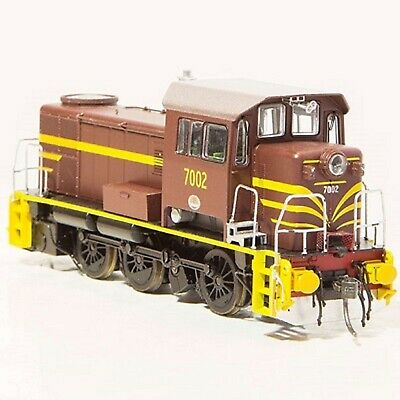 AU240 • Buy Idr Models  Ho  Nswgr Indian Red 70 Class 7002   Dc/dcc Ready 8 Pin