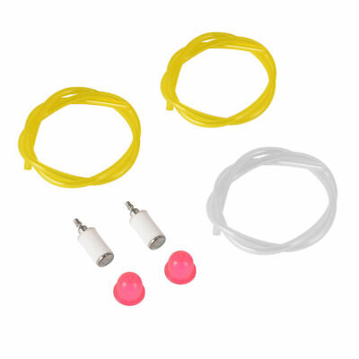 £5.04 • Buy Durable Fuel Line Filters Purifiers Primer Bulb Sets Kit For McCulloch TM 210