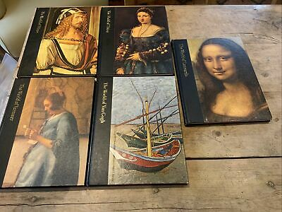 Time Life Library Of Art. 5 Books • 12.50£
