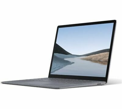Microsoft VGY-00003 13.5  Surface Laptop 3 Core I5 128GB SSD Platinum • 113£