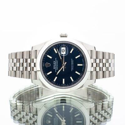 $ CDN12311.06 • Buy Rolex Datejust 41 126300 Box Papers 2019