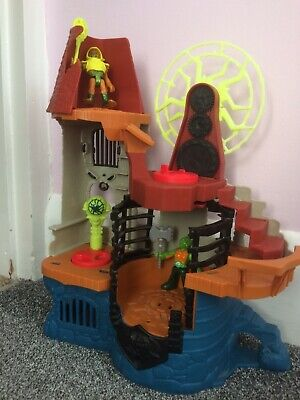 Fisher Price Imaginext Castle Wizard Tower Playset With Sound & Lights • 5.99£