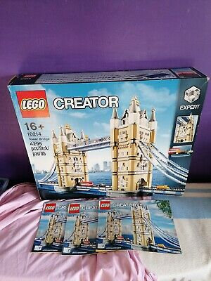 LEGO Creator Tower Bridge (10214) • 220£