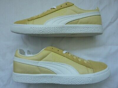 New DS PUMA X UNDFTD Clyde Ballistic Yellow/White UK7 US8 DS • 39.99£