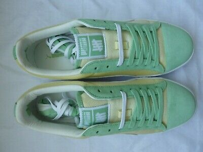 NEW DS  PUMA X UNDFTD Clyde Ballistic Green/White UK7  • 39.99£