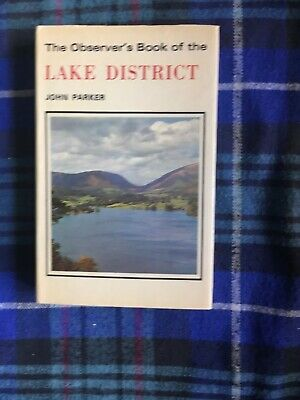 The Observers Book Of Lake District • 7.99£