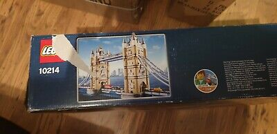 LEGO Creator Tower Bridge 4295 Pieces Set (10214) • 320£
