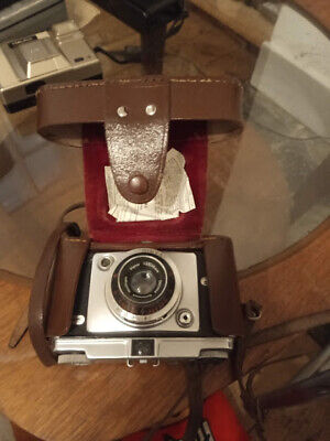 Vintage Ilford Sportsman Camera With Case And Receipt • 6.99£