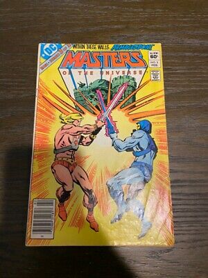 $7.50 • Buy Masters Of The Universe Within These Walls Heman And Skeletor DC Comics Books