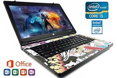 Custom Cheap Gaming Laptop 14.1  Lenovo Intel Core I5 2.60 GHz 6GB RAM 128GB SSD • 179£