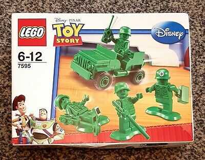 LEGO 7595 Toy Story  Army Men On Patrol, Brand New In Sealed Box, Retired • 35£