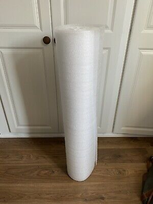 20m² - 2mm Acoustic Comfort White Underlay - Wood / Laminate Flooring - Cheap • 15£