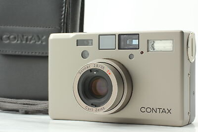 $ CDN2657.96 • Buy [Top MINT] Contax T3 Double Teeth Point & Shoot 35mm Film Camera From JAPAN
