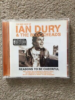 Ian Dury And The Blockheads - Reasons To Be Cheerful • 1.99£