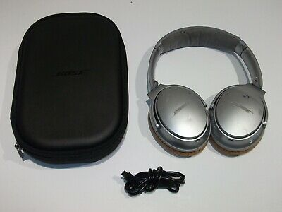 $ CDN211.74 • Buy Bose QuietComfort Noise Cancelling QC35 II Bluetooth Wireless Headphones Silver