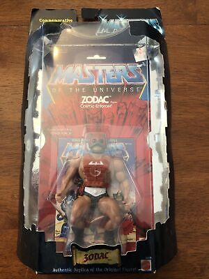 $40 • Buy Masters Of The Universe Zodac Figure Commemorative Edition Limited 2001 MOTU