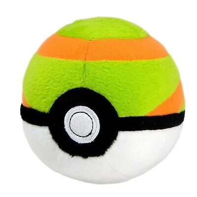 Nest Ball - Pokemon Plush - TOMY • 5.89£