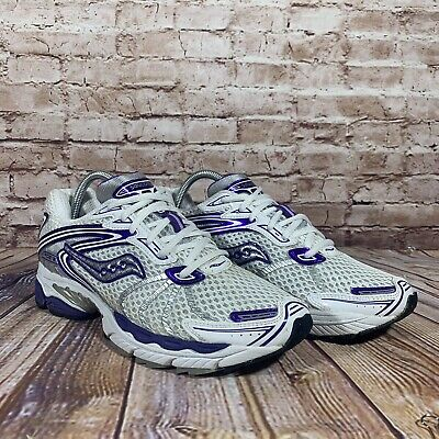 $ CDN50.25 • Buy Saucony Ride 3 XT-900 Progrid Running Shoes Womens Size 10 White Purple 10074-2