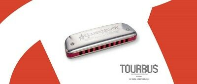 $48.64 • Buy Hohner Golden Melody, Equal Temperament Harmonica - Key A